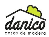 logotipo danico casas de madera